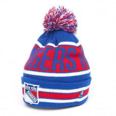 Шапка NHL NEW YORK RANGERS с помпоном