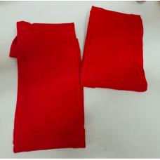 Гетры сублимация красные