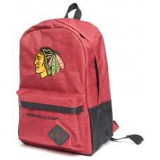 Рюкзак текстильный CHICAGO BLACK HAWKS