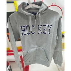 Толстовка KHL HOCKEY на молнии с капюшоном JR